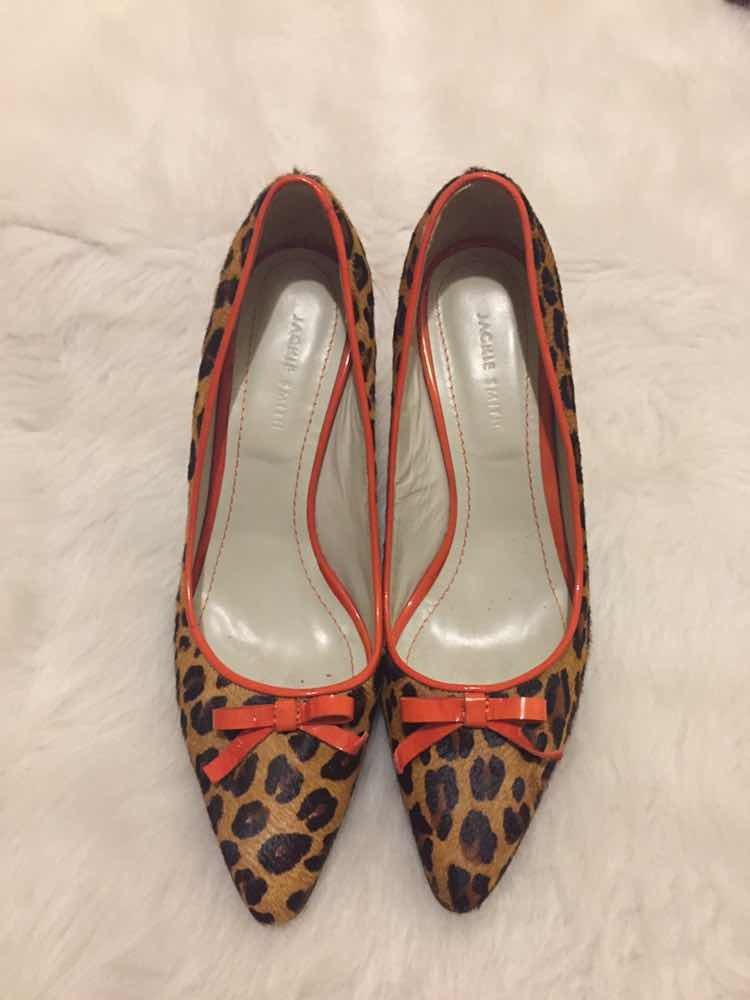 stilettos zapatos jackie smith animal print 37. Cargando zoom. 196d81e4a97
