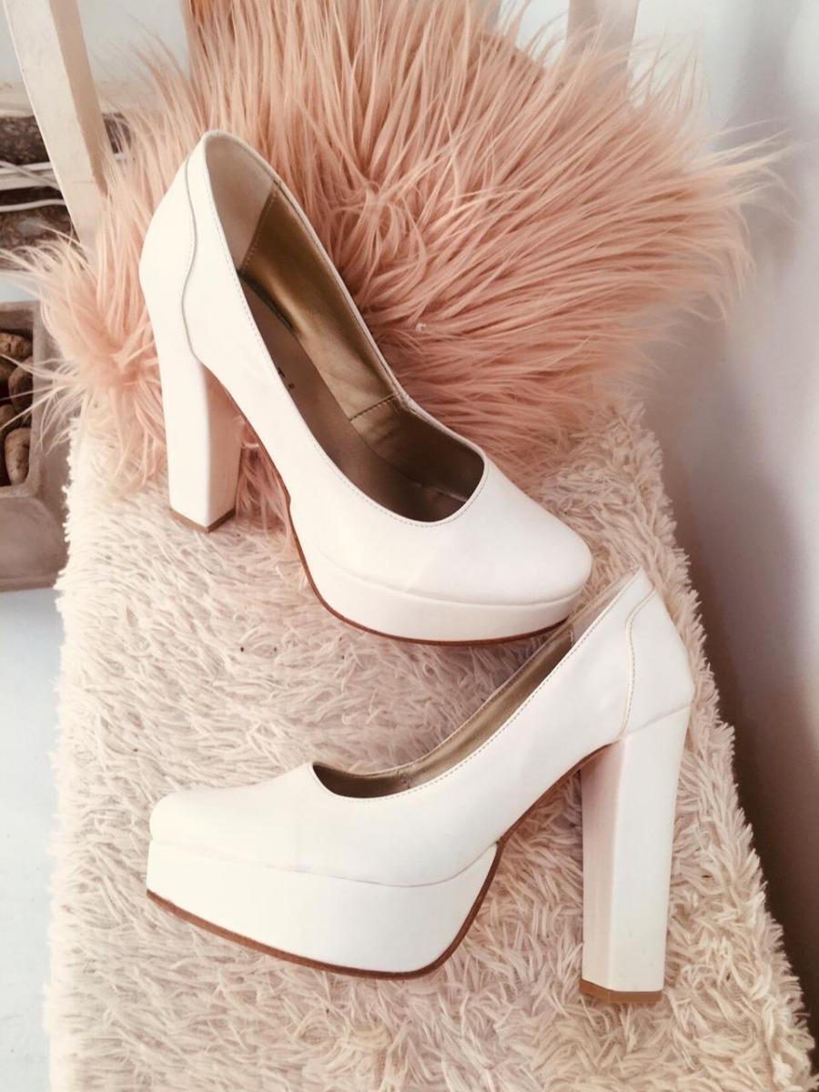 4649 Zapatos Novia Stilettos Casamiento Fiesta Art Mujer 8PyN0Owvmn