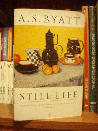 still life de a.s. byatt (en inglés)