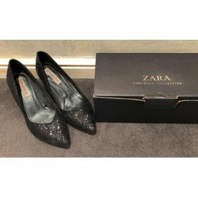 6301cb57c8f1f Zapatos Minici Nuevos Stilettos - Stilletos Zara de Mujer en Mercado ...
