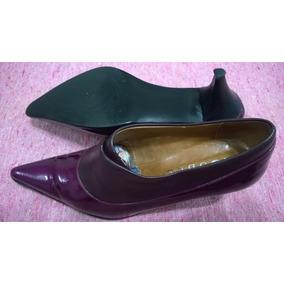 9722fa45 Zapatos Britto Flamenco - Stilletos de Mujer Violeta oscuro en ...
