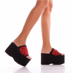 8b6b2f78ced57 Ricky Sarkany Plataforma - Zapatos de Mujer en Mercado Libre Argentina