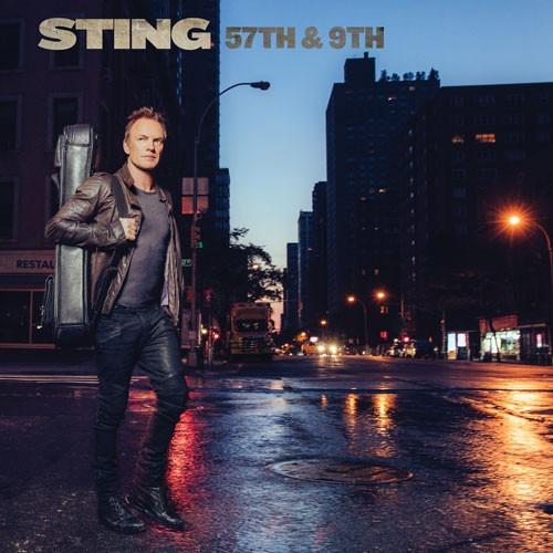 sting 57th & 9th cd deluxe nuevo cerrado