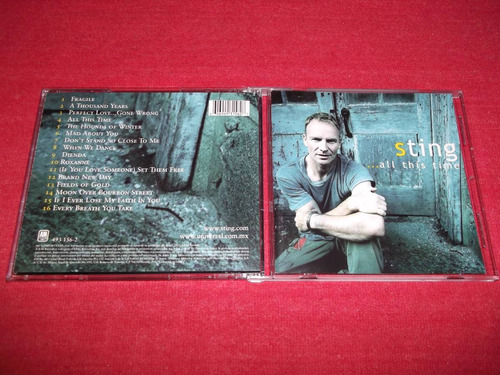 sting - ...all this time cd nac ed 2001 mdisk