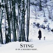 sting (ex. the police) if on a winters night - lacrado !!!