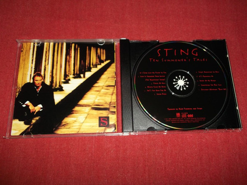 sting - ten summoner's tales cd imp ed 1993 mdisk