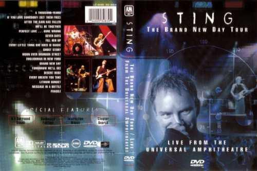 sting the brand new day tour dvd nuevo en la plata tolosa