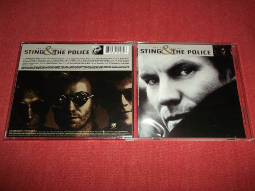 sting / the police - the very best cd nac ed 1997 mdisk