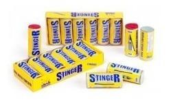stinger x1un -apto renar- oferta pirotecnia la golosineria