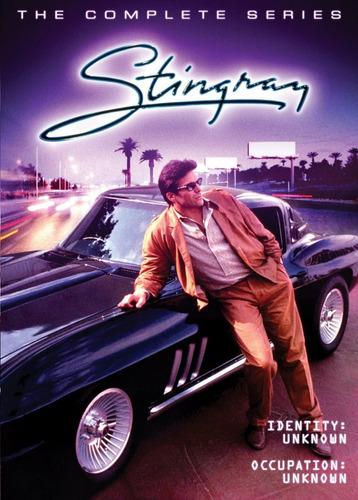 stingray serie completa de tv en dvd