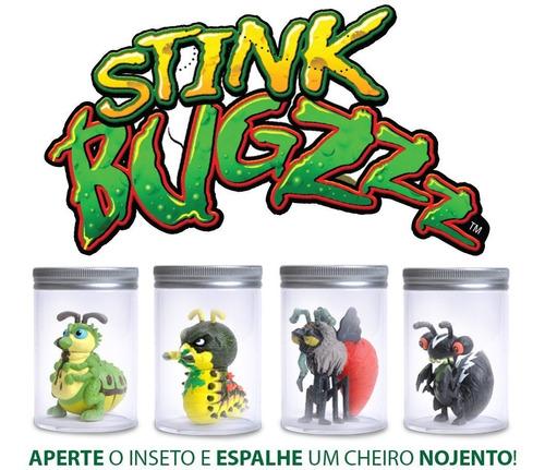 stink bugzzz insetos fedorentos larva gosmenta toyng 24452