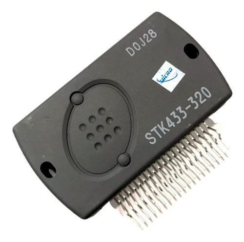 stk 433-320 salida audio stk433-320