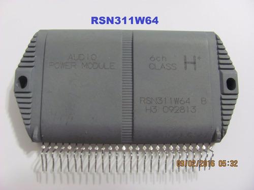 stk2038 circuito integrado amplificador de potencia audio