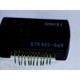 Stk403-040 Stk403-070  433-040 Originales