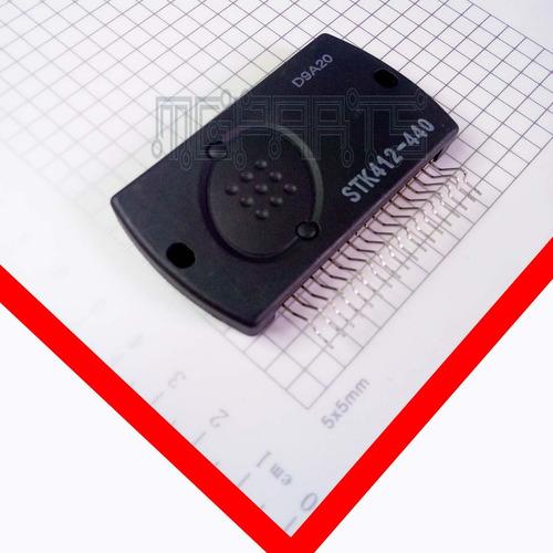 stk412-440 ic amplificador de audio original on - sanyo ea