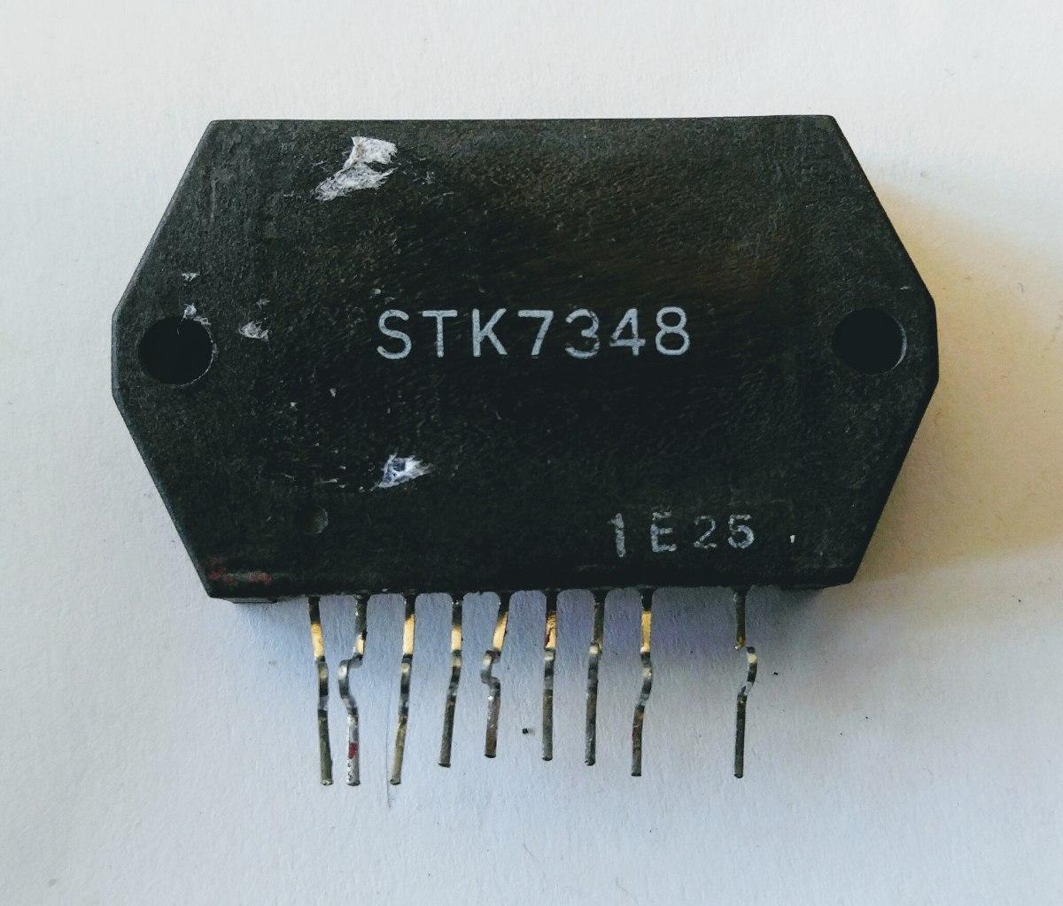 Circuito Integrado : Stk circuito integrado en mercado libre