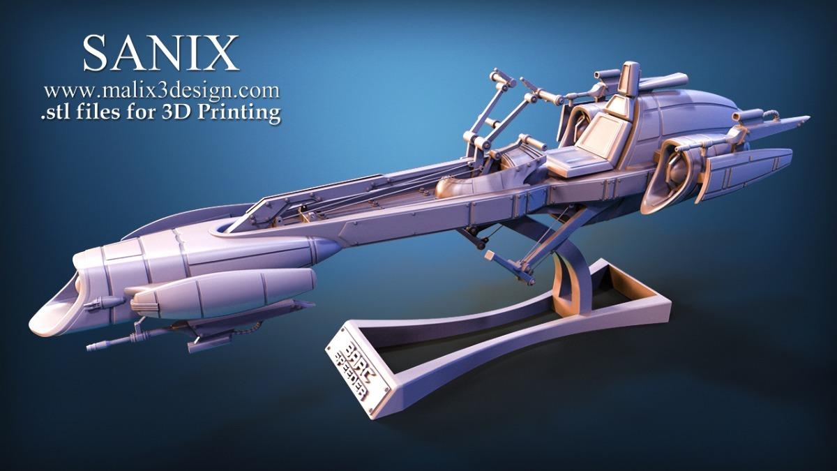 Stl 3d Pack 50 Modelos -gamebody Y Sanix