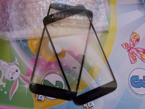 stock glass vidrio tactil huawei g8 grande original