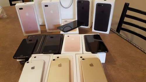 stock iphone 7 32gb a10 4k libre 4g la plata y caba
