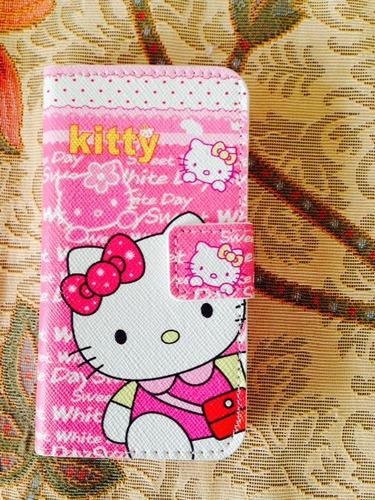 stock  lindo estuche para tu iphone 4s hello kitty entrega