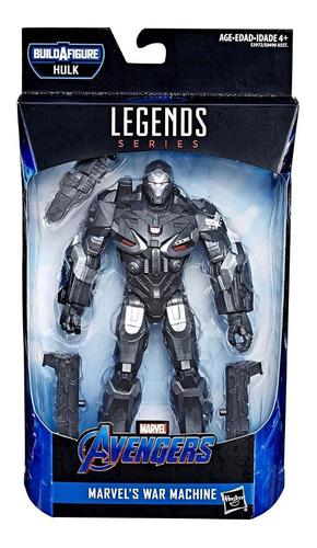 stock marvel legends war machine end game