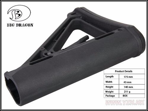 stock militar - emerson moe - m4, ar15, hk