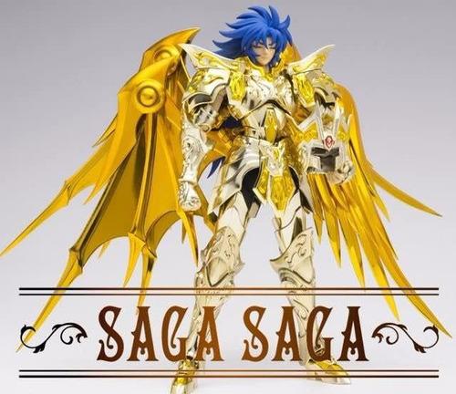 stock: saga saga premium set - myth cloth ex god cloth