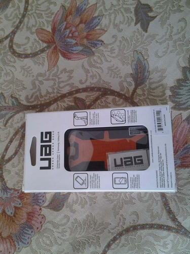 stock urban armor bear samsung galaxy s3 anaranjado