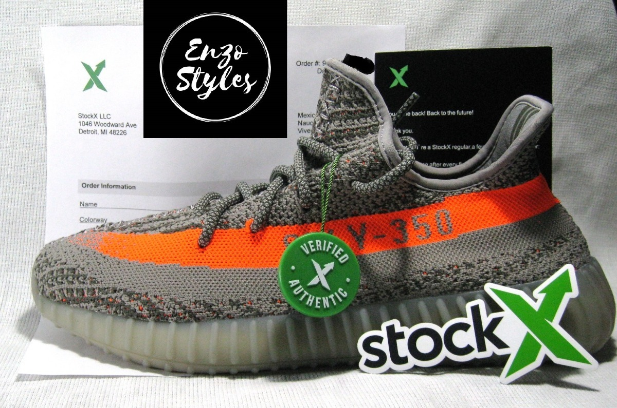 725b8f9f9e4 stockx adidas yeezy boost v2 350 beluga 100% originales. Cargando zoom.