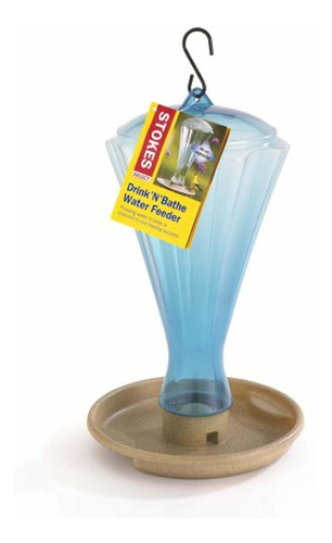 stokes select drink  n  bathe water feeder,