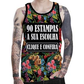 ee09bf4945 Regata Teen Wolf - Camisetas Manga Curta no Mercado Livre Brasil