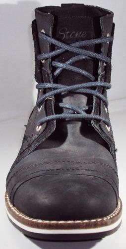stone borcegos hombre zapatos bota