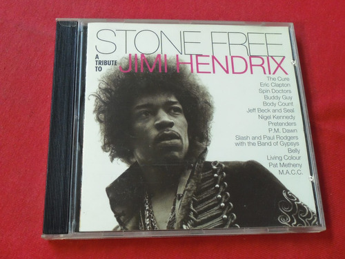 stone free a tribute to jimi hendrix - made in germany