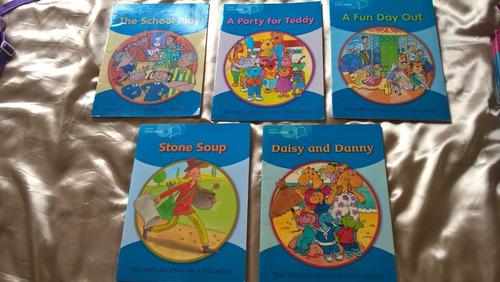 stone soup - little explorers b macmillan - impecable