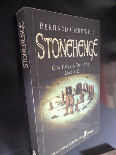 stonehenge  una novela del año 2000 a. c.  bernard cornwell