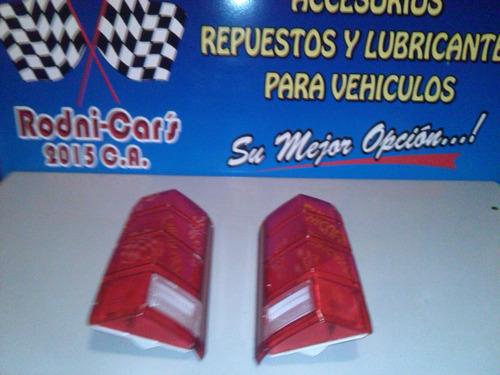 stop de ford f-150 pickup caradura 80-86