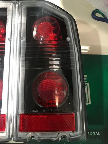 stop de lujo chevroet / suzuki vitara luz trasera 88-98-12