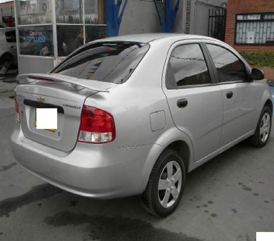Stop Derecho Izquierdo Chevrolet Aveo Sedan 2004 2010 Bs 86400