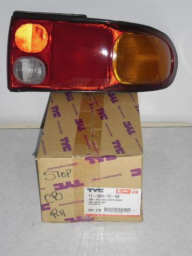 stop derecho mitsubishi lancer carburado cb detal