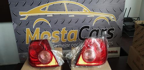 stop  derecho toyota corolla 2006, 2007 y 2008