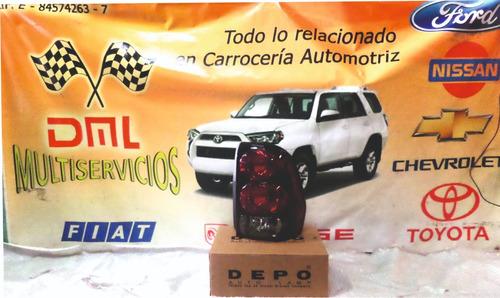 stop derecho trailblazer 2002 2003 2004 2005 depo