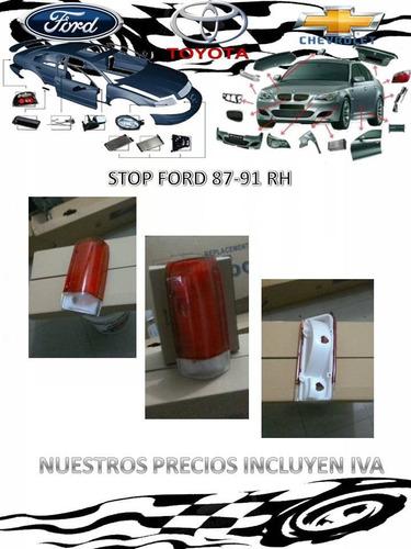 stop ford 87-91 bronco derecho