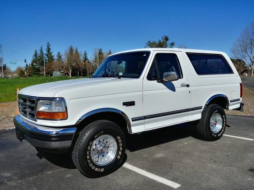 stop ford bronco 1992 - 1998 derecho tyc