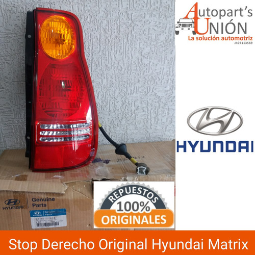stop hyundai matrix