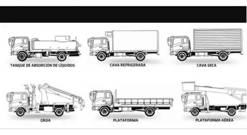 stop tracero universal para camion par