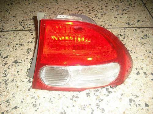 stop trasero derecho civic 06-09