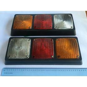 Stop Triple Tracero Para Camiones Universal 2 Und