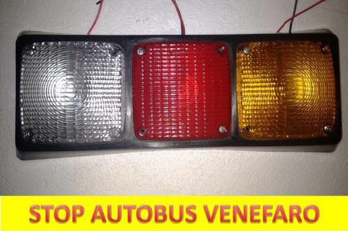 stop universal autobuses camiones cavas npr nkr plataformas
