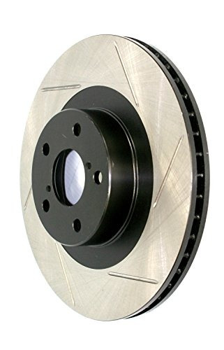 stoptech 126.34146sr deporte rotor freno ranurado (trasero d