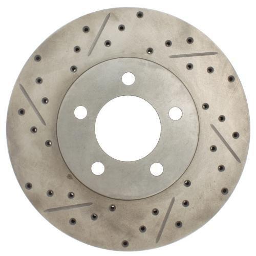 stoptech 227.61051r seleccione rotor freno perforado y ranur